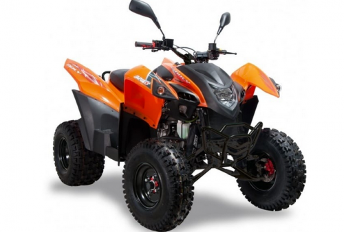 Adly Quad Hurricane 450 S LOF orange